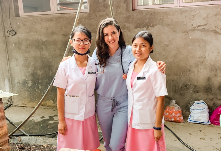 A NOTE TO PRECEPTORS FROM A NURSINGSTUDENT